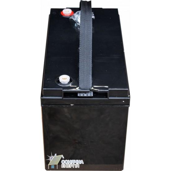Акумуляторна батарея Azbist ASAGM-12V 100Ah 0M8