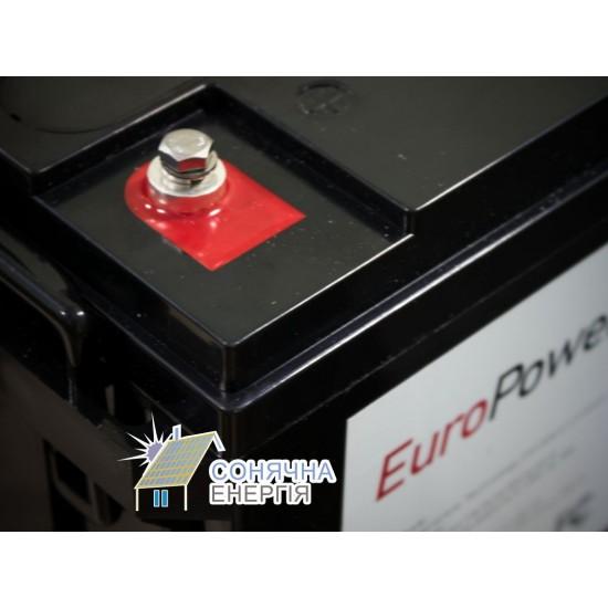 Акумуляторна батарея EuroPower MG12-65 Аh