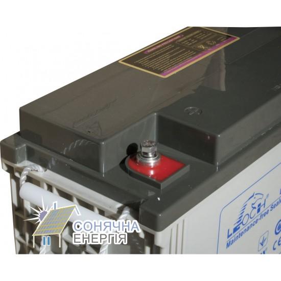 Акумуляторна батарея Leoch DJM12120