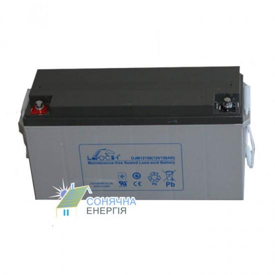 Акумуляторна батарея Leoch DJM 12150