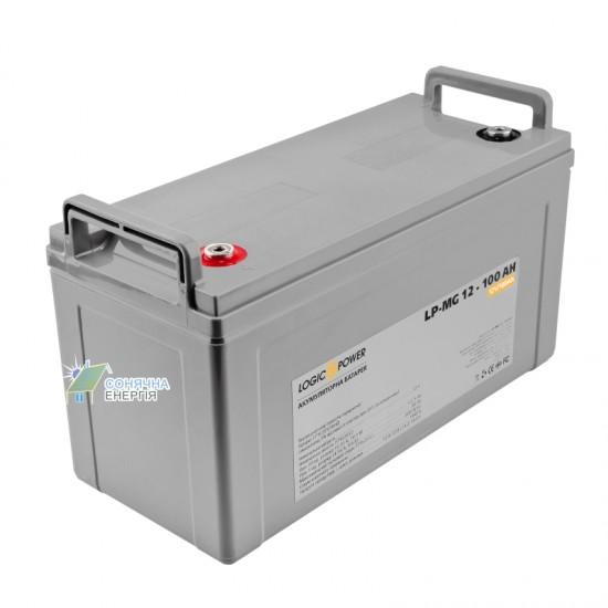 Акумуляторна батарея LogicPower LP–MG 100AH