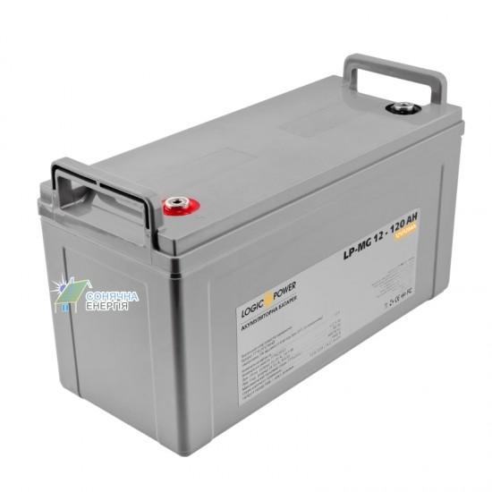 Акумуляторна батарея LogicPower LP–MG 120 AH