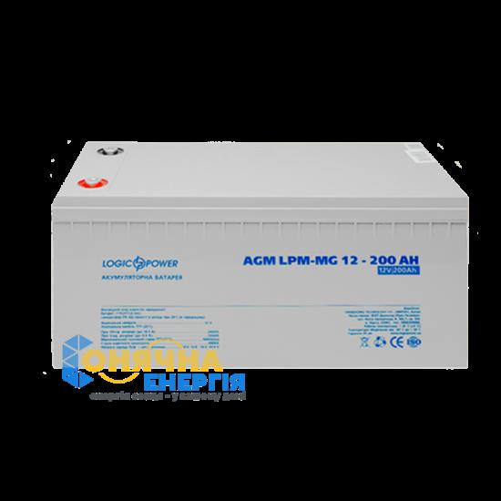 Акумуляторна батарея LogicPower LP–MG 200 AH