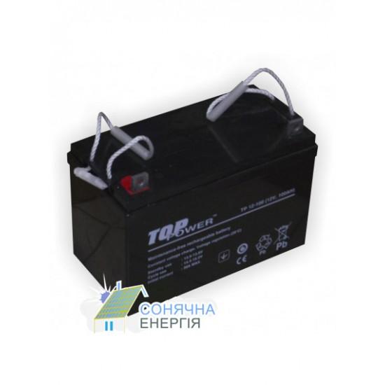 Акумуляторна батарея Top Power TP 12-100