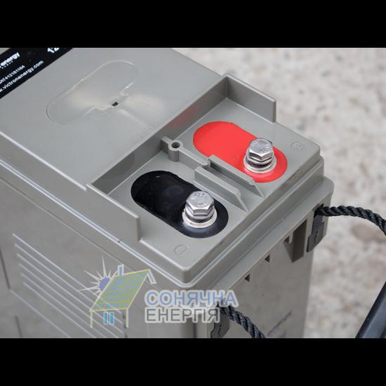 Акумуляторна батарея Victron Energy AGM 12V/200Ah