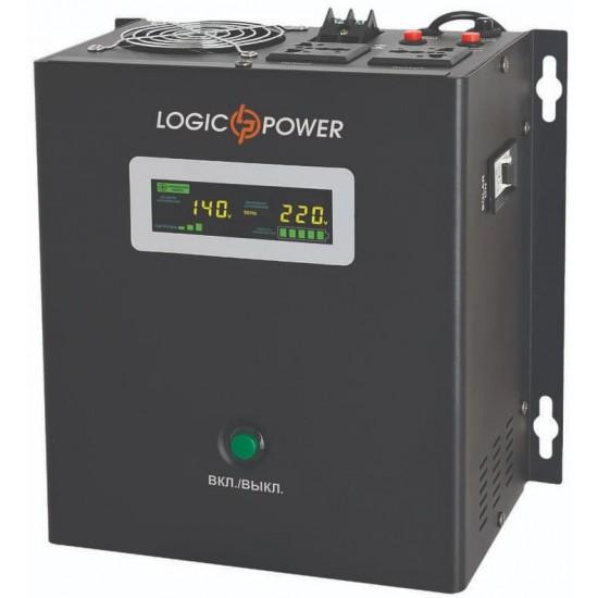 Джерело безперебійного живлення  LogicPower LPY- W - PSW-1000VA + ( 700Вт, 12В )