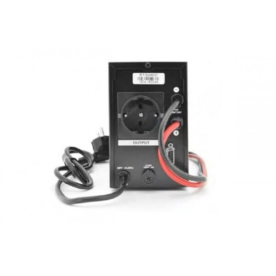 Джерело безперебійного живлення RITAR RTSW-600 LCD