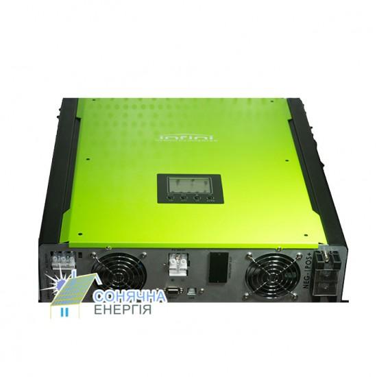 Гібридний інвертор InfiniSolar 3kW Plus.