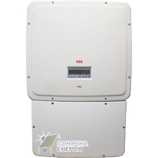 Мережевий інвертор ABB PowerOne TRIO-27.6-TL-OUTD
