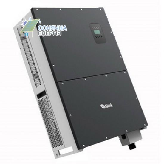 Мережевий інвертор Altek АKSG-50K-TM