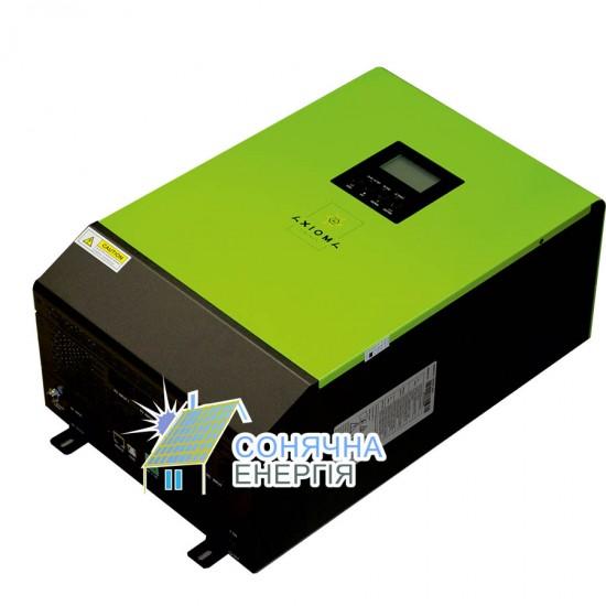 Гібридний інвертор Axioma Energy ISGRID 3000
