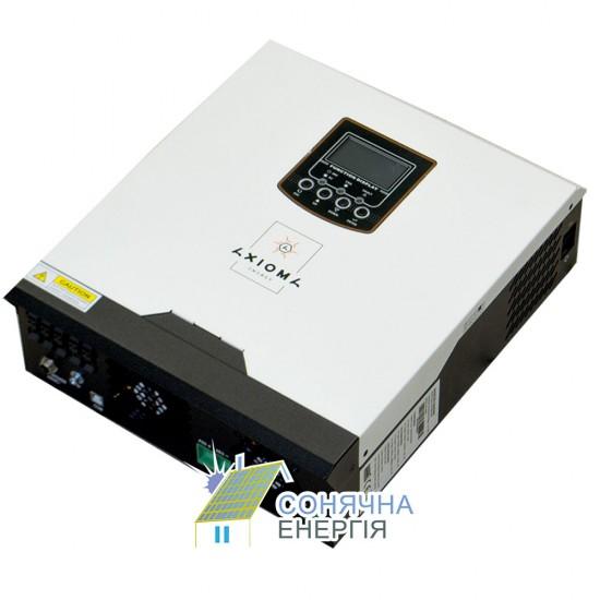 Автономний інвертор Axioma Energy ISMPPT 3000