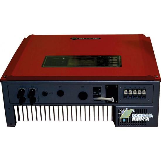 Мережевий інвертор GoodWe 15K-DT