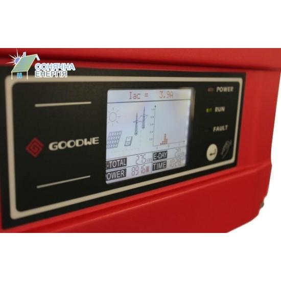 Мережевий інвертор GoodWe GW20K-DT