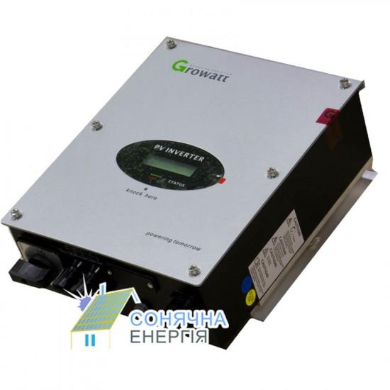 Мережевий інвертор GROWATT 1000S