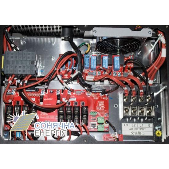 Мережевий інвертор Growatt 30000TL3-S