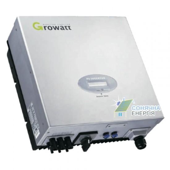 Мережевий інвертор Growatt 3000TL