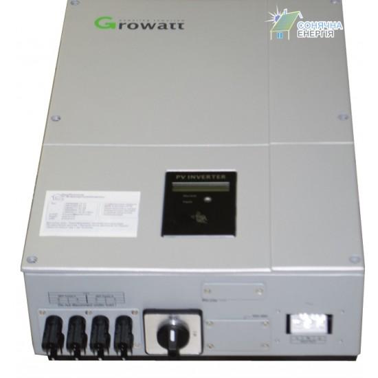 Мережевий інвертор Growatt 5000MTL