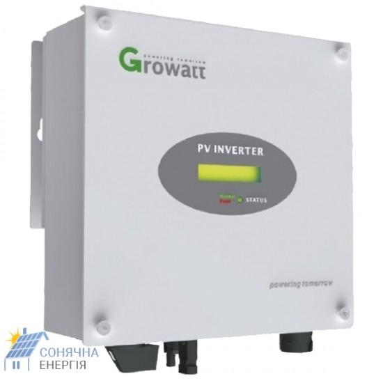 Мережевий інвертор Growatt 5000TL