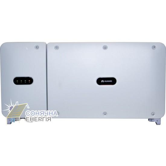 Мережевий інвертор Huawei SUN2000-60KTL-M0