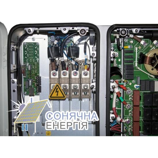 Мережевий інвертор Huawei SUN2000-110KTL-M0