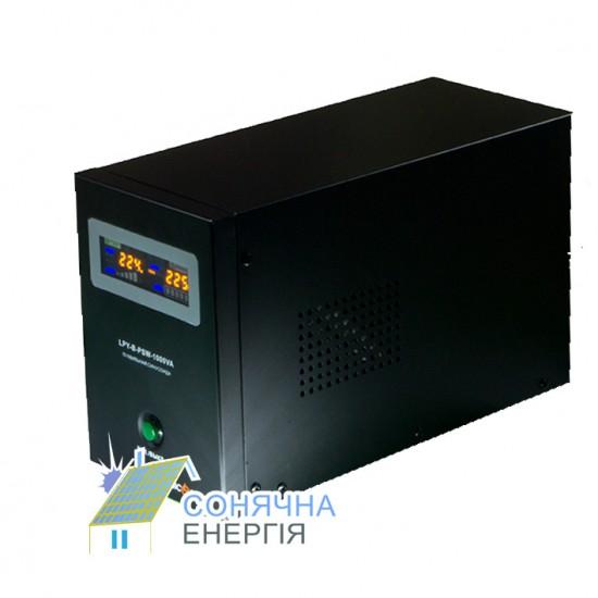 Автономний інвертор LPY-C-PSW-1000VA