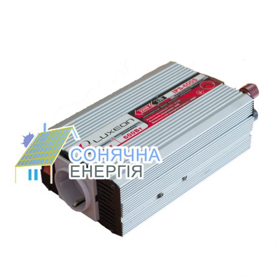 Автономний інвертор 12/220 Luxeon IPS-600S