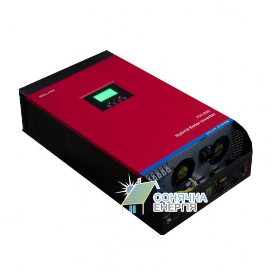 Гібридний інвертор MUST PH1800 MPK Plus Series PH18-4K MPK Plus