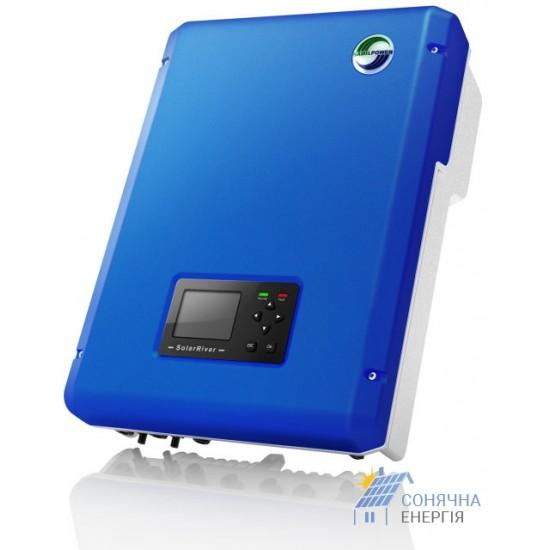 Мережевий інвертор SolarRiver 6000TL-D
