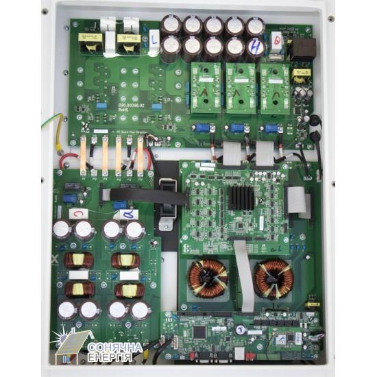 Мережевий інвертор SolaX ZDNY-TL17000
