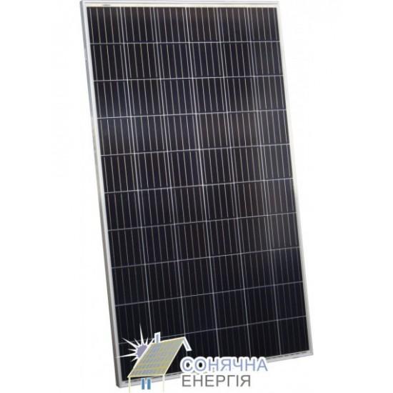 Гібридна сонячна електростанція на 5 кВт