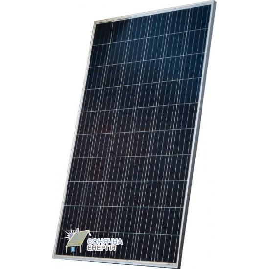 """Мережева сонячна електростанція """"під ключ""""на 40 кВт"""