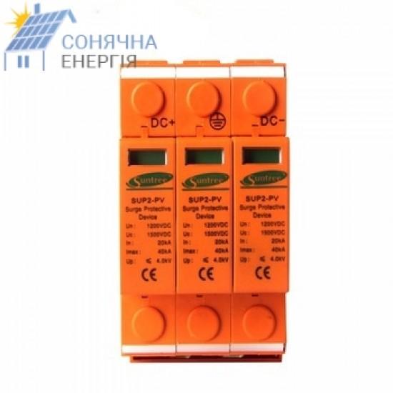 Обмежувач перенапруги (ОПН) SUP2-PV