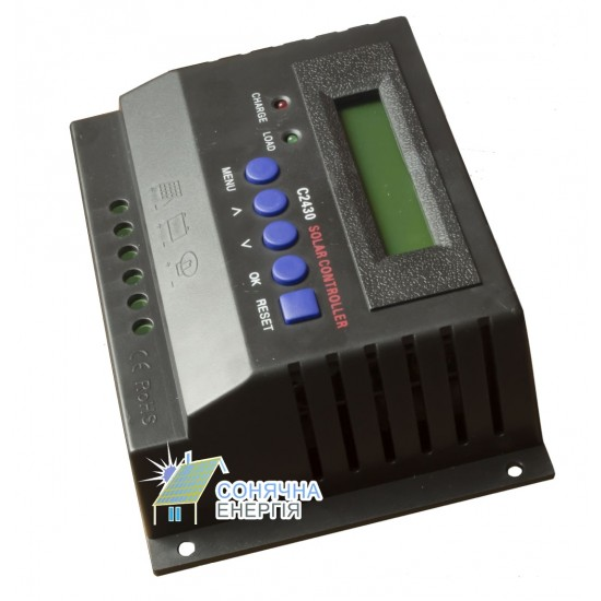 Контролер заряду С1220 12-24В, 20А