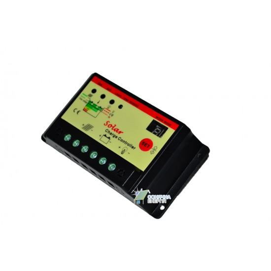 Контролер заряду 12/24 SCL-20A