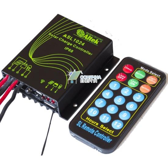Контролер заряду ALTEK ASL1024