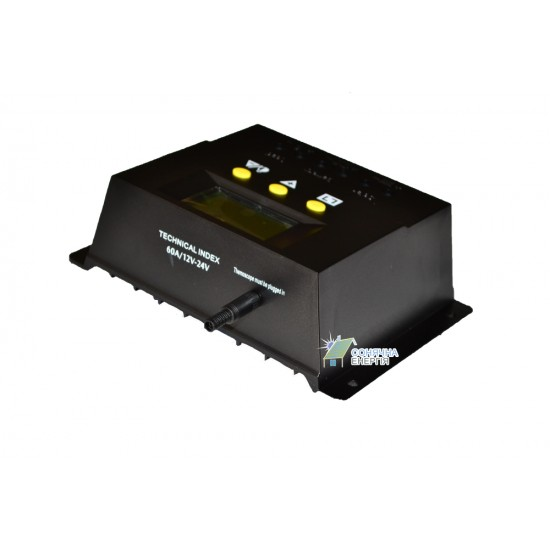 Контролер заряду JUTA CM6024Z 12-24V
