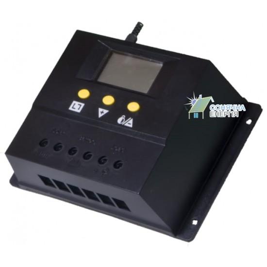 Контролер заряду SOLAR80l 12-24V