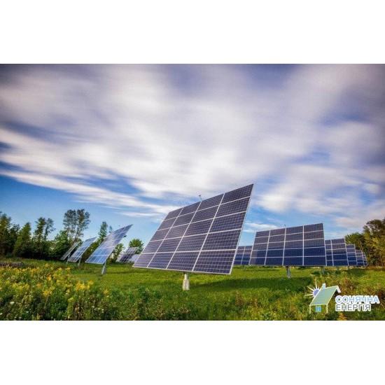 Трекер для сонячних панелей KERBIS TS-20