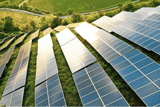 Сонячні панелі для бізнесу тепер в лізинг
