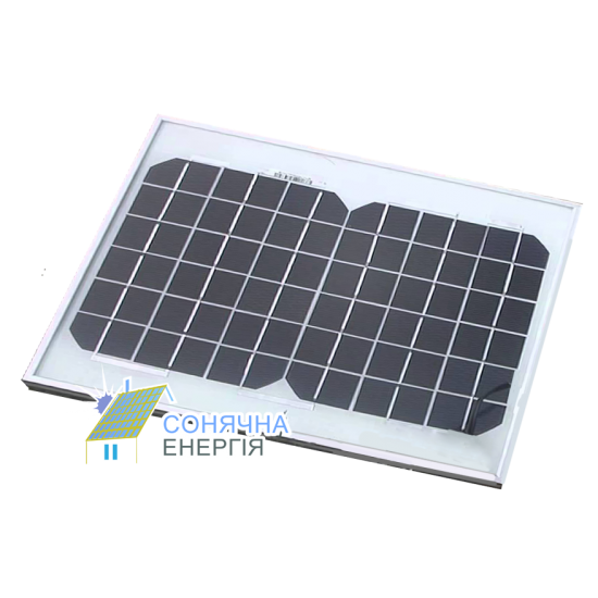 Сонячна панель Altek ALM-10M