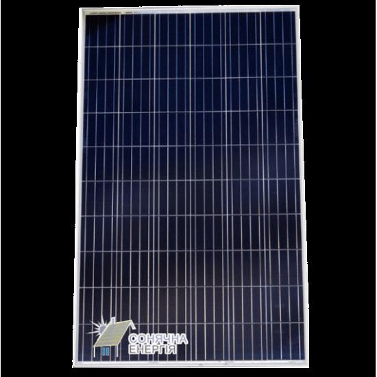 Сонячна панель Amerisolar AS-6P30-280P, 5bb, Poly