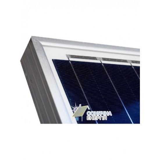 Сонячна  панель Amerisolar  AS-6P-335W, 5bb, Poly
