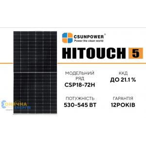 Сонячні панелі CSUNtech