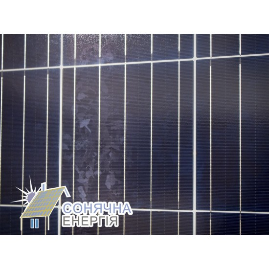 Сонячна панель Inter Energy IE156x156/285P/60