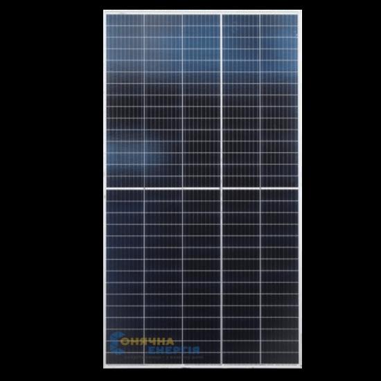 Мережева сонячна електростанція на 30 кВт з сонячними трекерами
