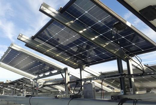 Двосторонні сонячні панелі - майбутнє галузі зеленої енергетики