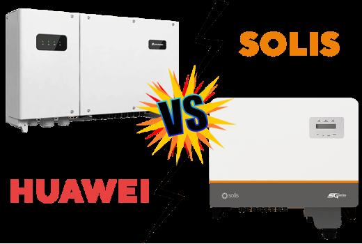 Huawei чи Solis? Огляд лідерів ринку інверторів