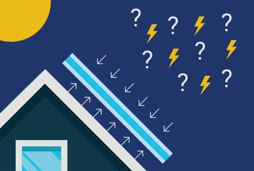 Скільки енергії виробляє сонячна батарея?